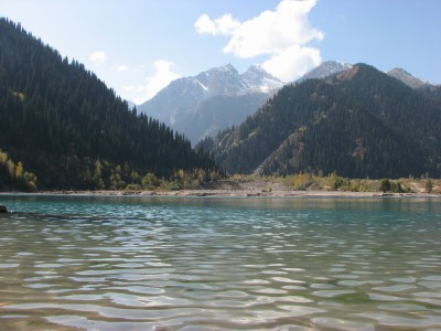 Issyk Lake